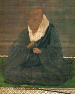 Shinran Shonin (Kumagawa portrait)