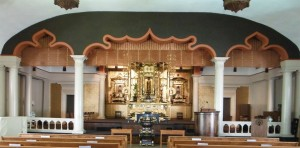 the Hawaii Betsuin altar