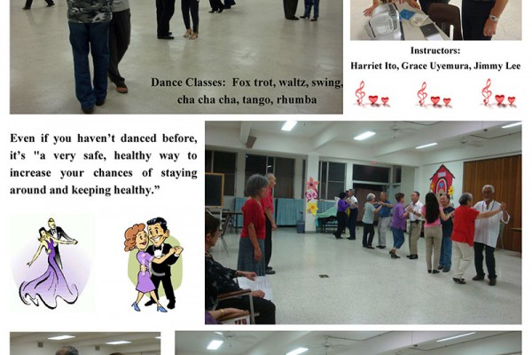 Ballroom Dance web collage