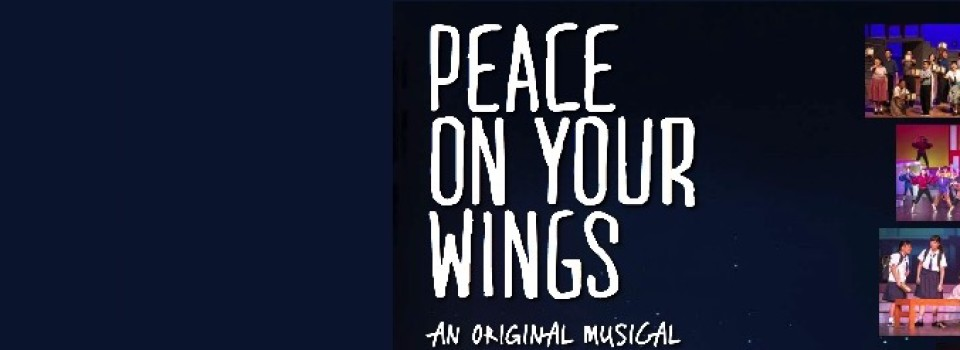 Peace on Your Wings header