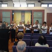video still - Betsuin Choir in Kailua Hongwanji