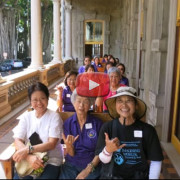 video still - Tour of Iolani Palace and Fo Guang Shan Hawaii