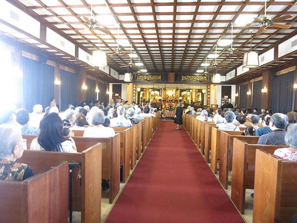 Hawaii Buddhist Council Buddha Day at Jodo Mission