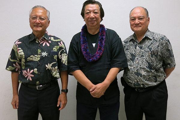 Francis Okano, Myoshi Genzan, Rev. Thomas Okano