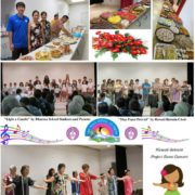 Hawaii Betsuin 100th Anniversary service - collage 2