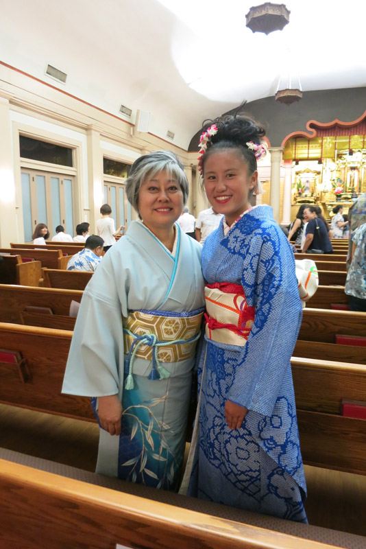 Sheree and Sheera Tamura – Peace Day Interfaith 2017