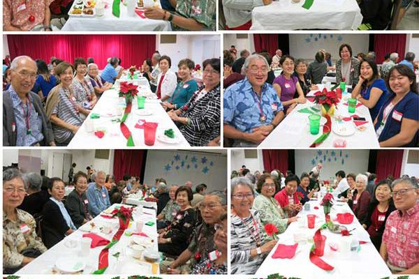 BWA Year End Party 2017 - photo collage 4