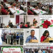 BWA Year End Party 2017 - photo collage 6