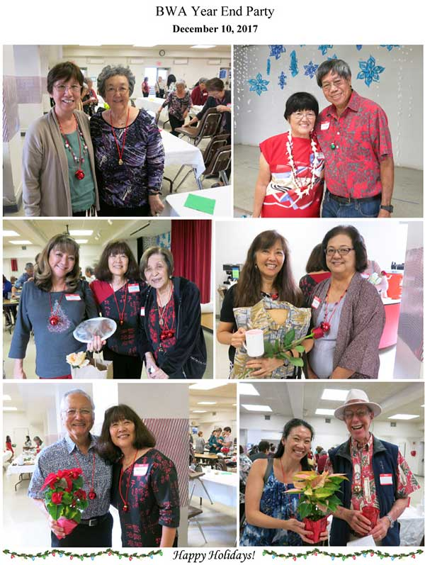 BWA Year End Party 2017 – collage 7